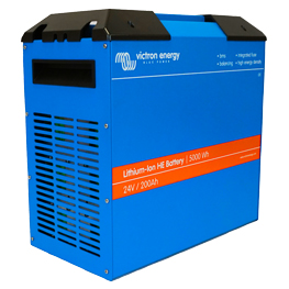 SINES -  Victron Energy - batterie lithium HE 24V