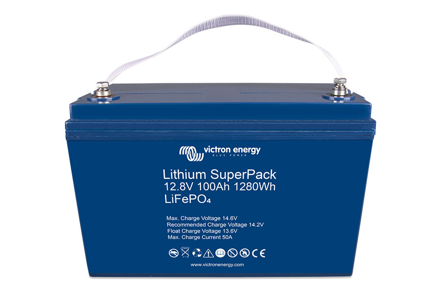 Victron Energy - batterie lithium SuperPack