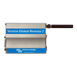 victron energy remote