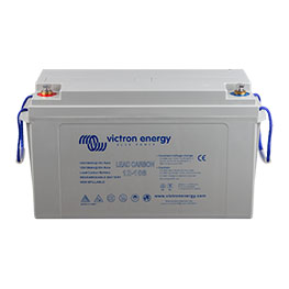Victron Energy - batterie plomb carbone