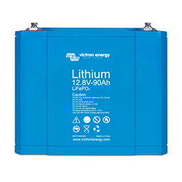 SINES - Victron Energy batterie lithium LiFePO4